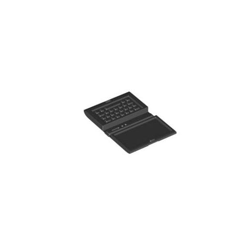 레고 부품 노트북 검정색 Black Minifigure, Utensil Computer Laptop 4527063