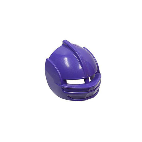 레고 부품 바이져 다크 퍼플 Dark Purple Minifigure, Visor Fanciful for Danju 4223089