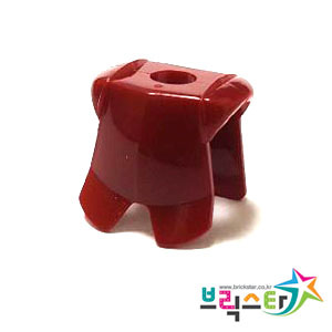 레고 부품 갑옷 다크 레드 Dark Red Minifigure, Armor Breastplate with Leg Protection